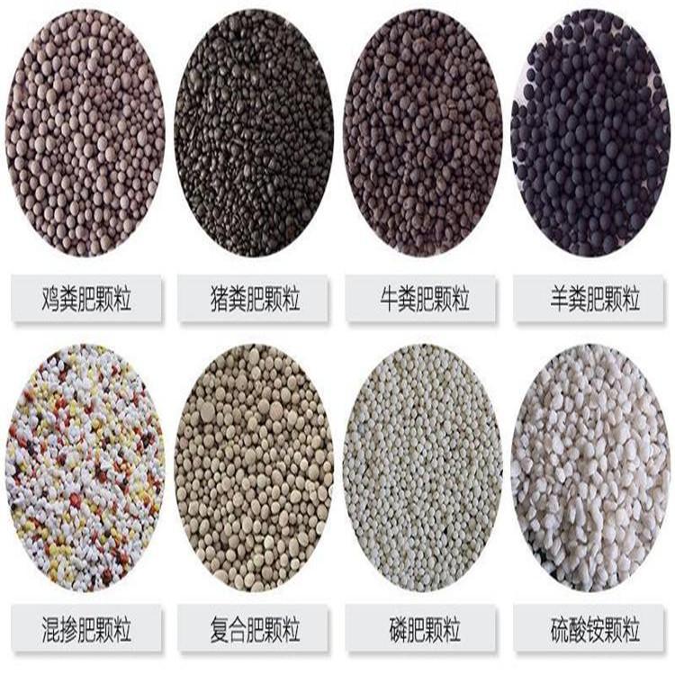 颗粒硬度和外观好【供应】新型HSG600型鸡粪有机肥造粒机价格825609622