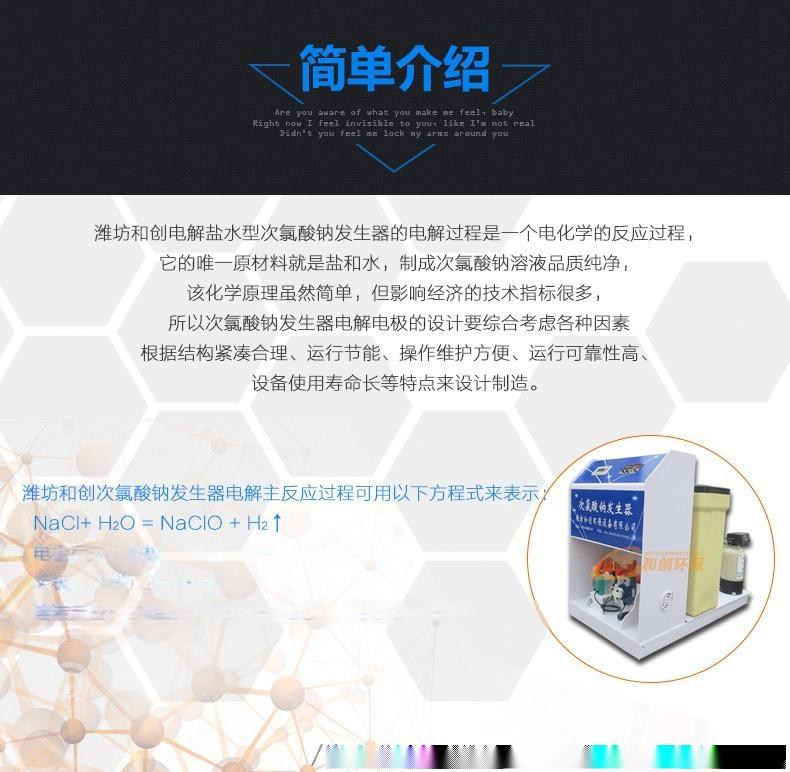 飲水消毒設備/飲水次氯酸鈉發生器92028075