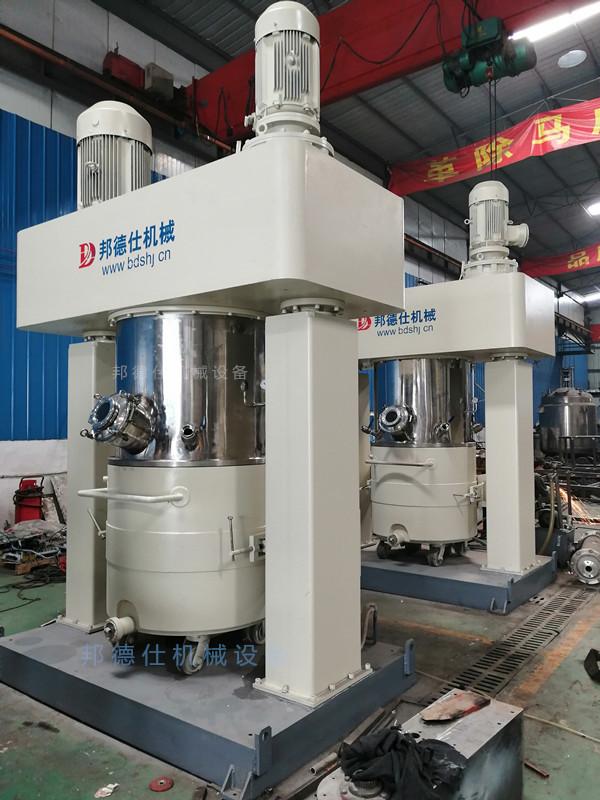 供應重慶雙行星動力混合機 導熱灌封膠生產設備889024785