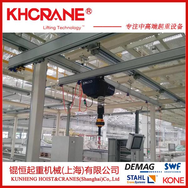 锟恒定制150KG起重量伺服电机 驱动智能提升机115820935