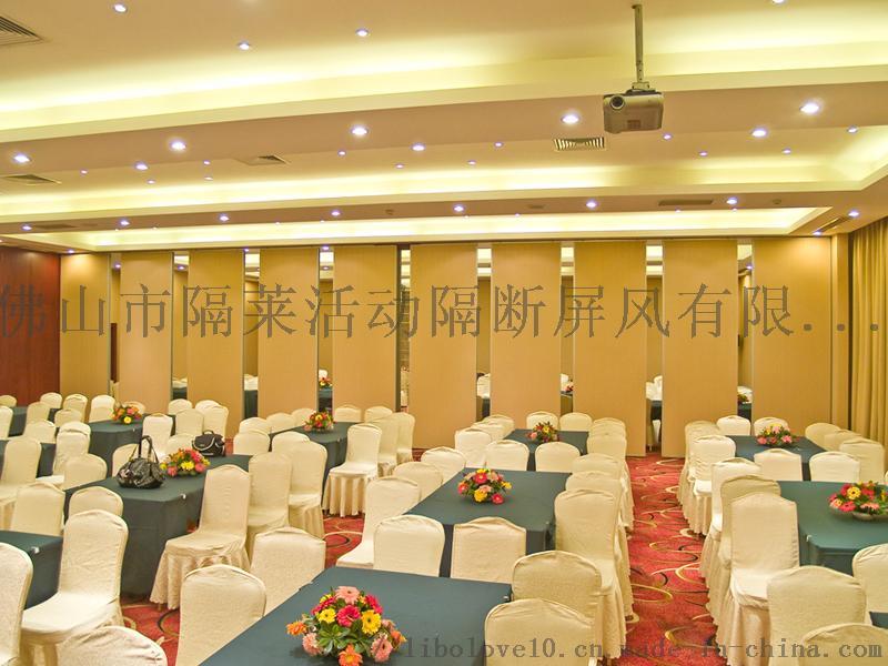 青島酒店活動隔斷牆廠家包廂移動隔牆設計安裝價格實惠80584115
