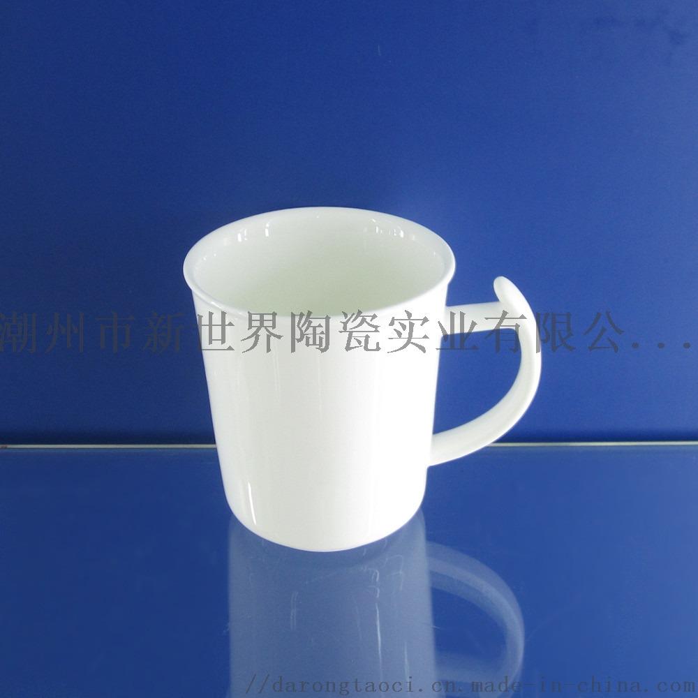 供应潮州镁质大容量小容量陶瓷马克杯820217425