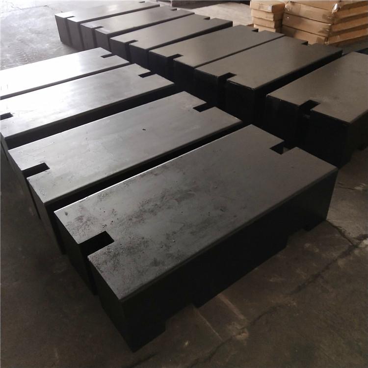 高青县1吨平板砝码1000kg铸铁砝码793356242