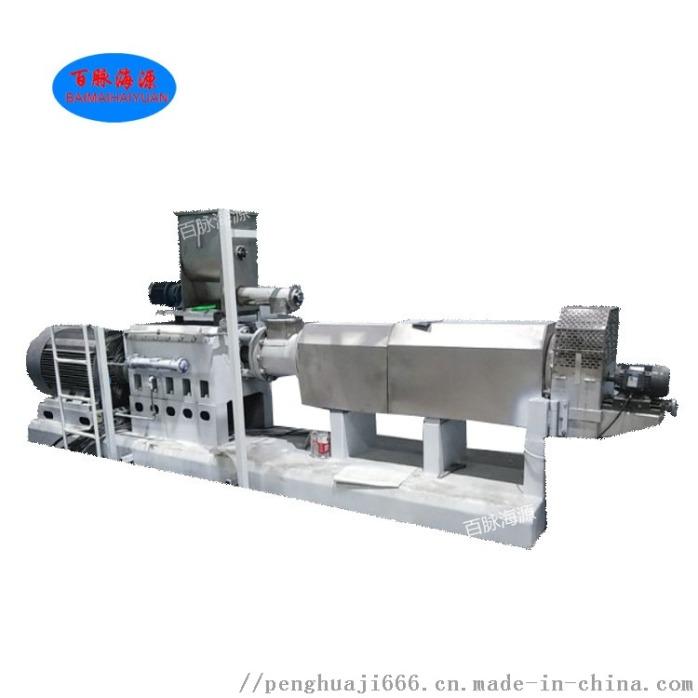 辽宁大型预糊化淀粉膨化机 镁球粘合剂设备140型802403152