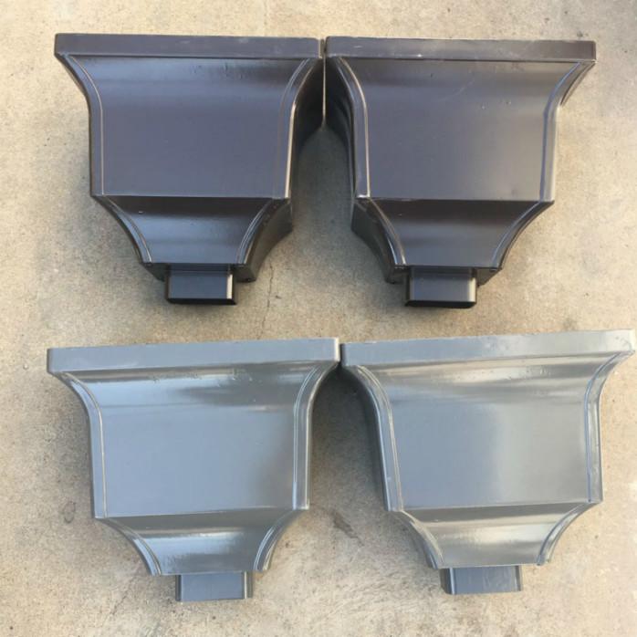 南京K型铝合金雨水槽落水管质量保证65072582