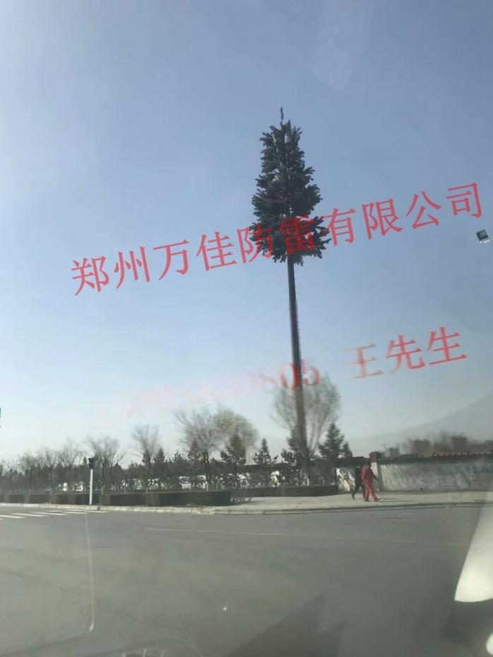 8米模擬松樹通訊塔,15米仿生樹通信基站信號塔817490192