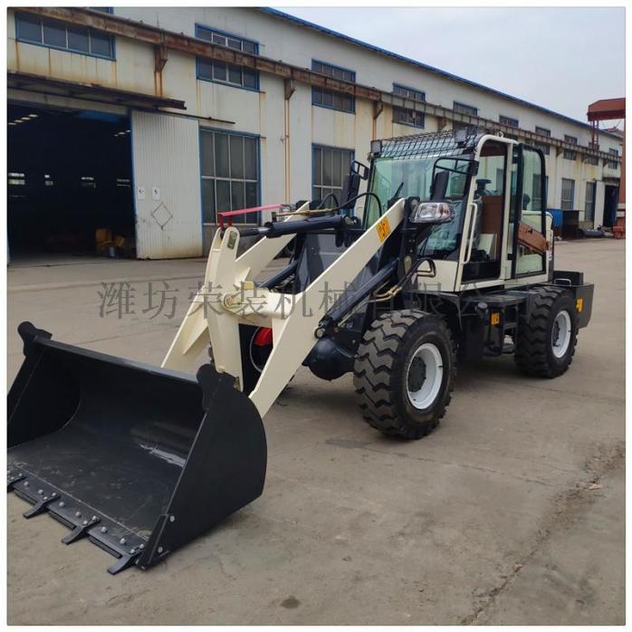 直銷ZL930地下室裝載機 矮體清渣剷車 自動擋101262602