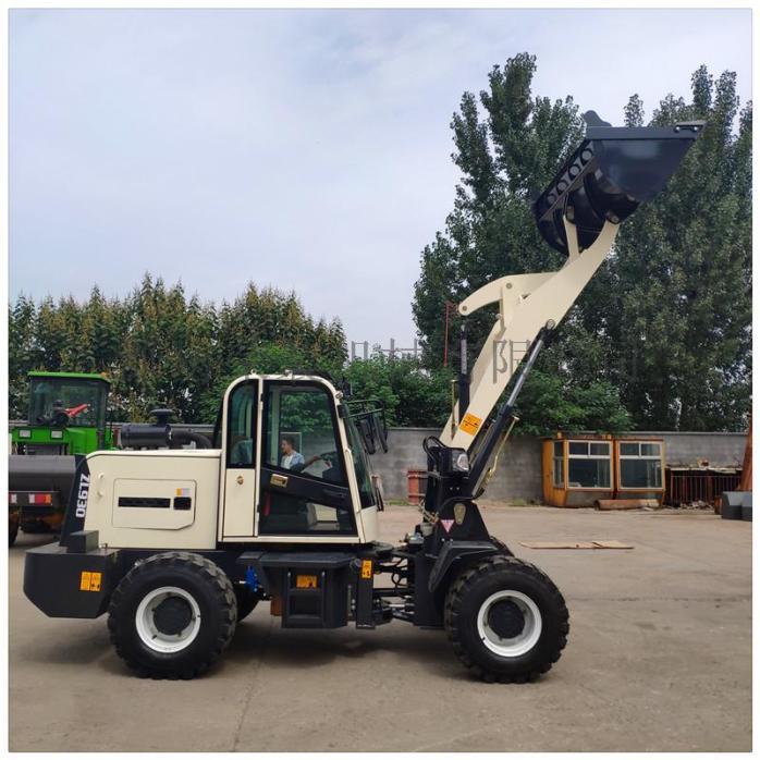 直銷ZL930地下室裝載機 矮體清渣剷車 自動擋101262572