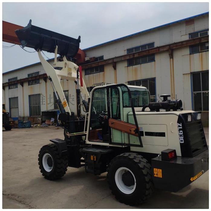 直銷ZL930地下室裝載機 矮體清渣剷車 自動擋101262552