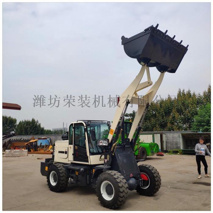直銷ZL930地下室裝載機 矮體清渣剷車 自動擋101262542