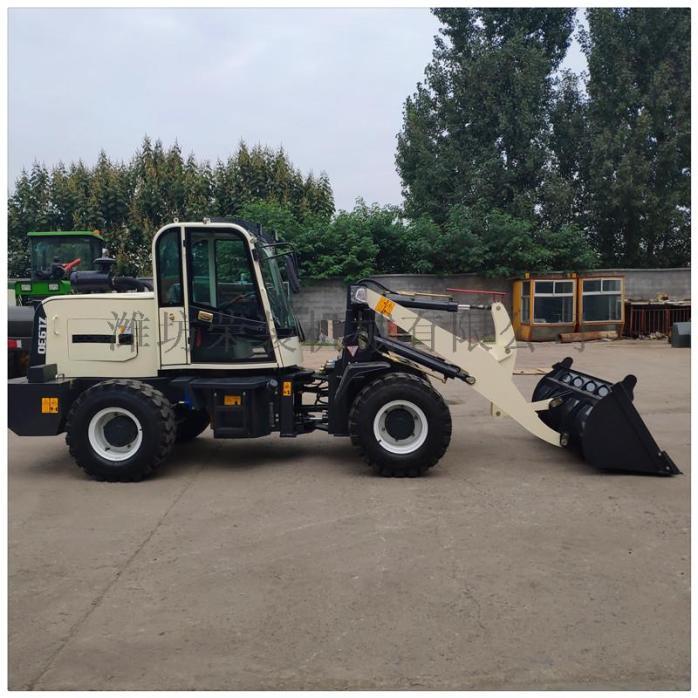 直銷ZL930地下室裝載機 矮體清渣剷車 自動擋101262482