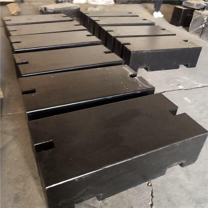 台儿庄1吨平板形砝码2吨铸铁材质砝码793372392