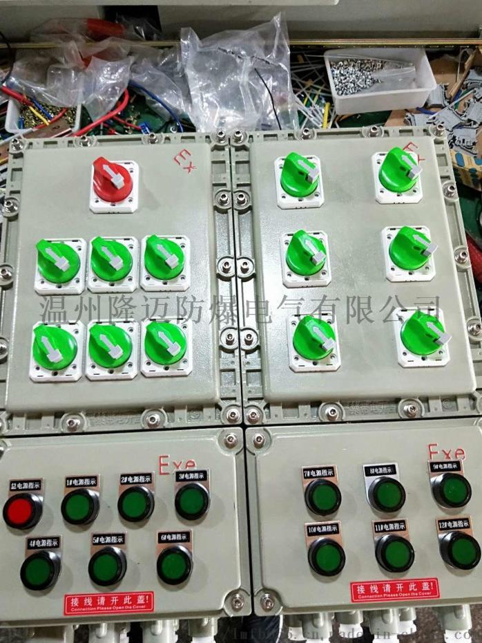 380V防爆照明配电箱铝合金壳体101735985