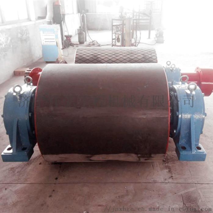 光面改向滚筒 包胶滚筒厂家 山西矿用改向滚筒817397412