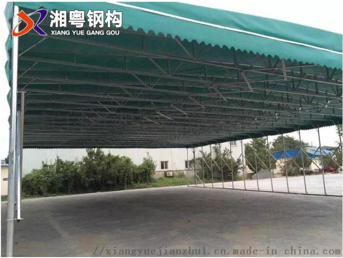 厂家直销汽车帆布推拉帐蓬推拉雨蓬生产厂家822338375