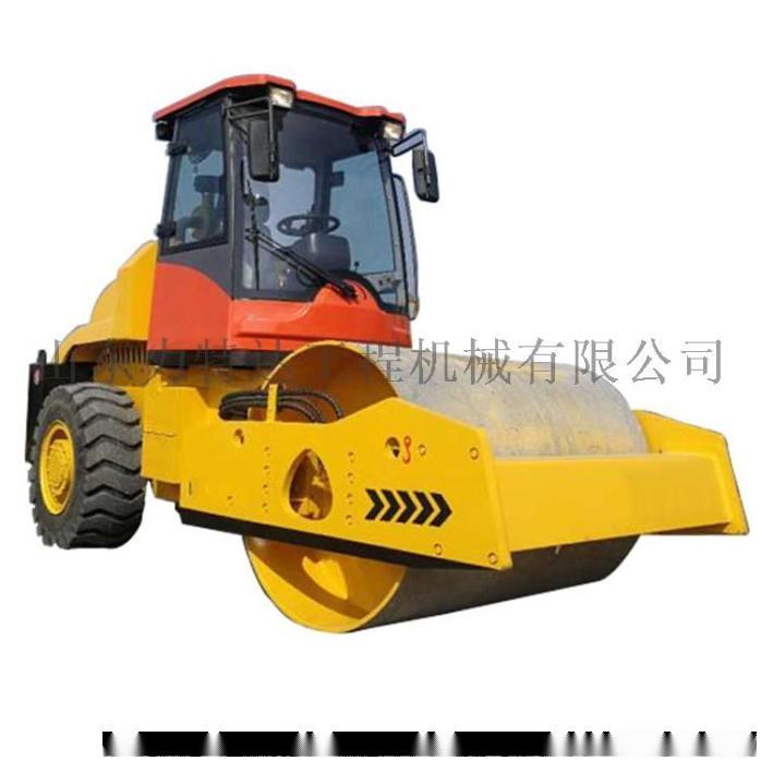 303雙鋼輪壓路機 座駕式壓路機 小型振動壓土機807929472
