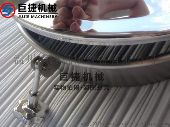 常压人孔盖 不锈钢常压人孔盖常 卫生级压人孔盖765373755