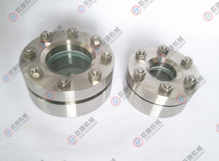 HG/T21575視鏡 帶防腐燈法蘭視鏡對夾視鏡37657375