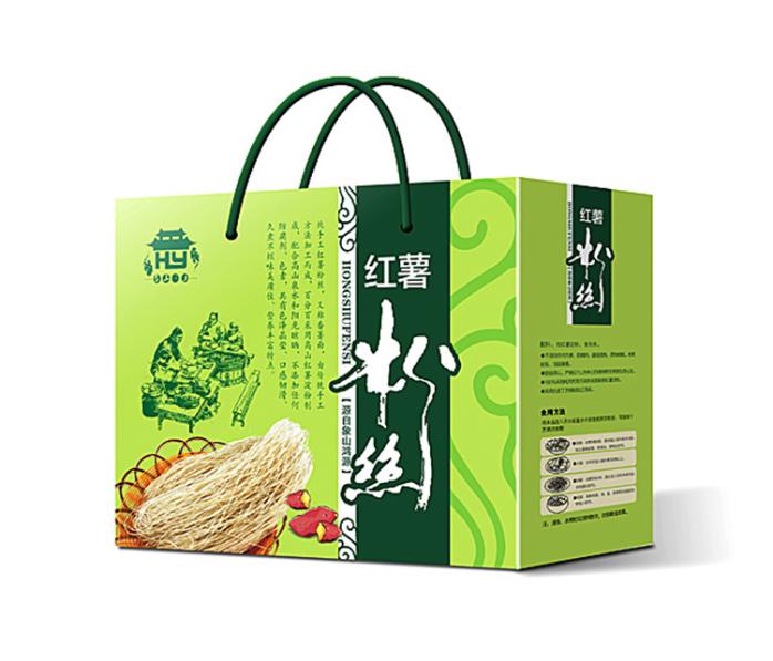 河南粉条纸箱生产 粉条礼品包装盒定做 守时诚信厂家819002142