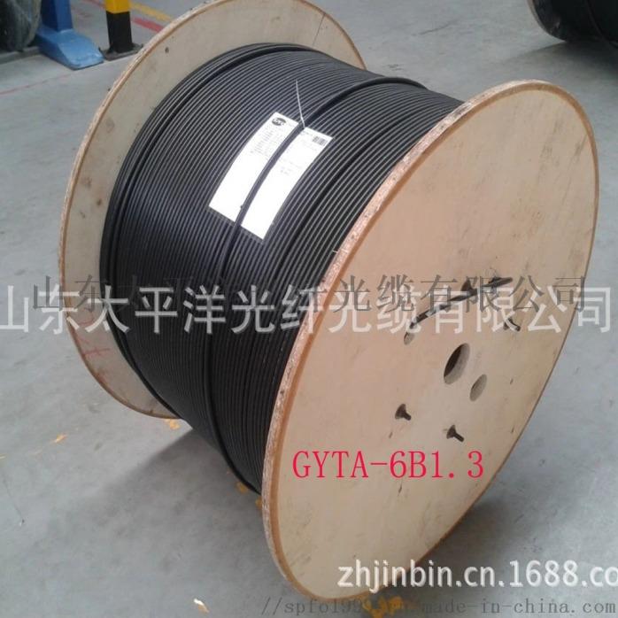 太平洋光纜 GYFTY-4B1 室外非金屬光纜817070702