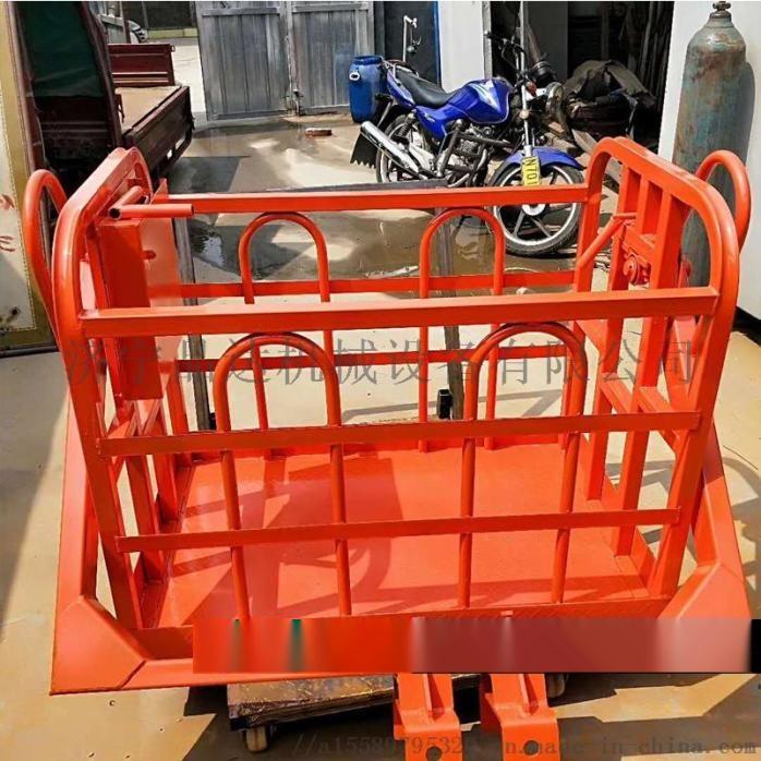 定制吊车专用吊框 吊车高空作业旋转吊篮103700425