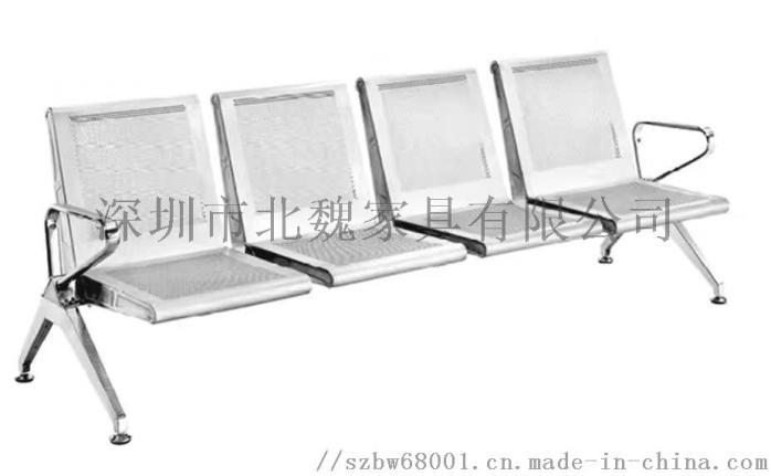 车站不锈钢等候椅-大厅等候椅-金属等候椅103699665