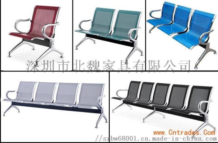 车站不锈钢等候椅-大厅等候椅-金属等候椅103699645