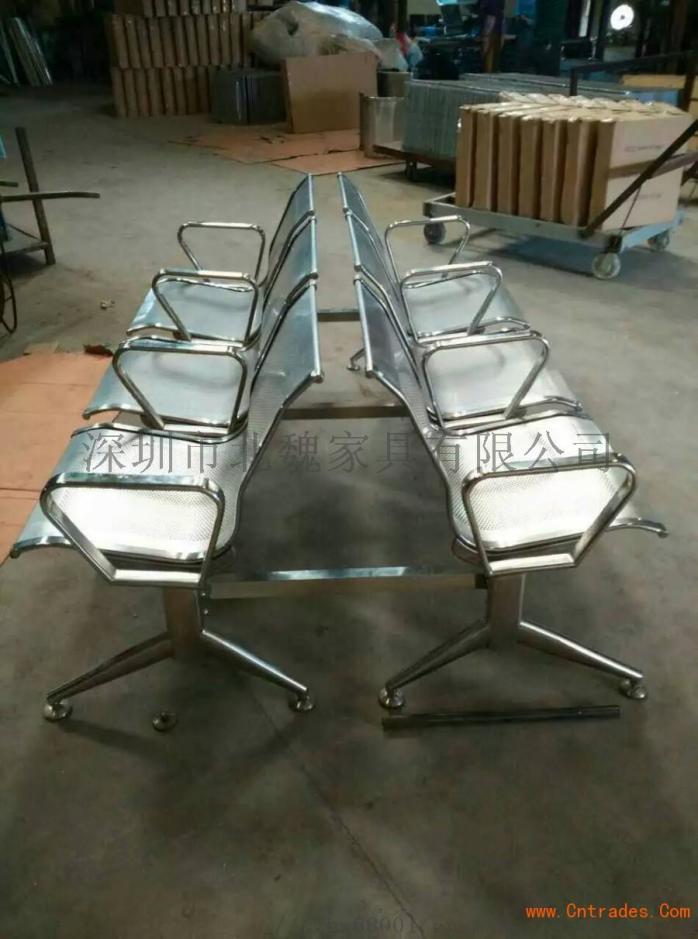 车站不锈钢等候椅-大厅等候椅-金属等候椅103699635