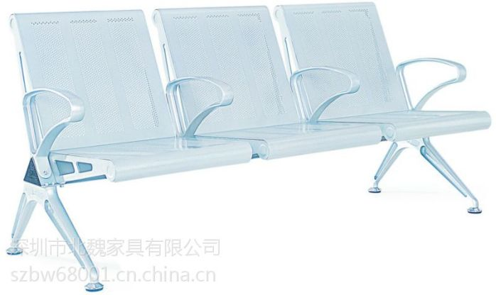 供应广东佛山纯不锈钢三人椅子8483612