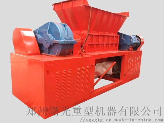 薄鐵皮用哪種粉碎機設備加工比較好819624622