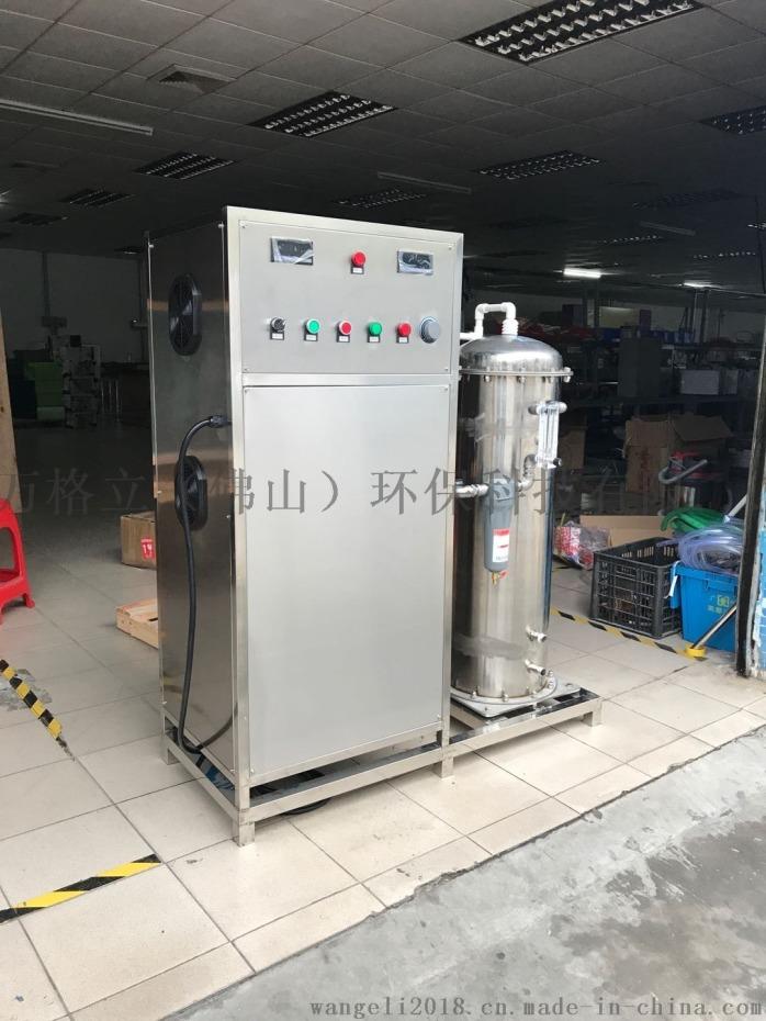 污水脫色臭氧設備 廢水處理臭氧發生器782589485