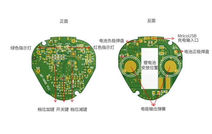健腹贴_宁波线路板_PCB电路板加工104059625