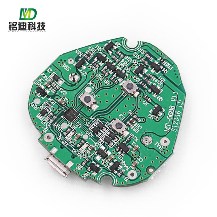 健腹贴_宁波线路板_PCB电路板加工104060305