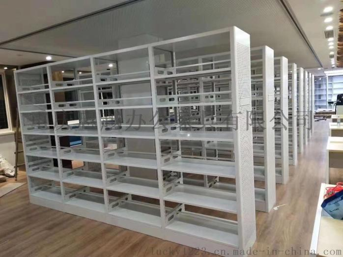 重庆书架 学生简易书架 钢制书架 图书架 厂家直销828045115