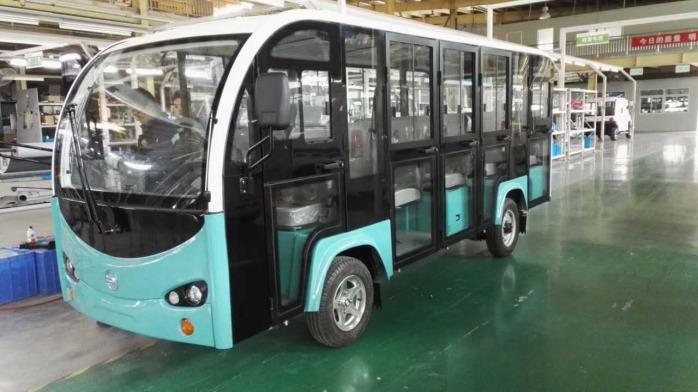 新款14人旅遊電動觀光車,觀光自駕車,觀光車828120235