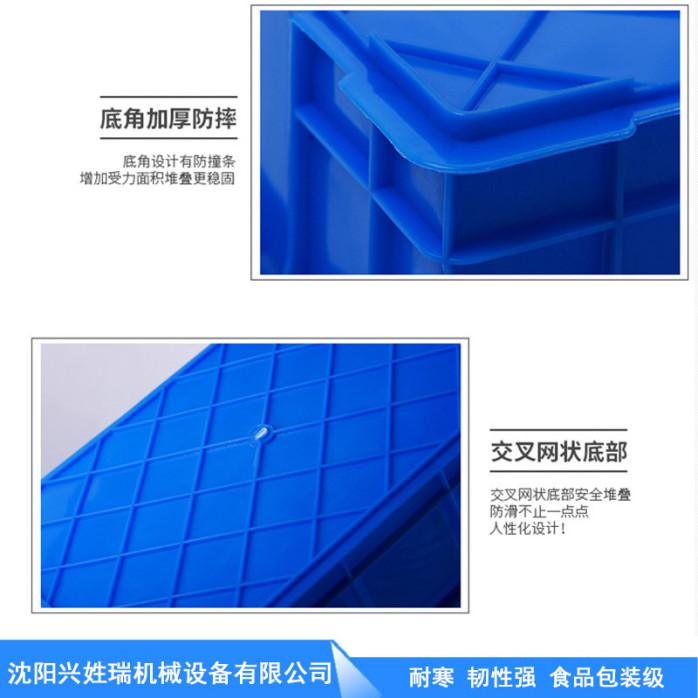 丹东食品塑料箱厂家-沈阳兴隆瑞