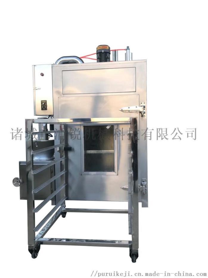 浦锐提供150豆干烟熏炉厂家 大型熏豆干机炉子823056892