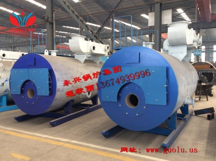 常壓燃氣熱水鍋爐低氮冷凝式