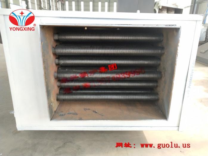 燃氣熱水鍋爐冷凝器