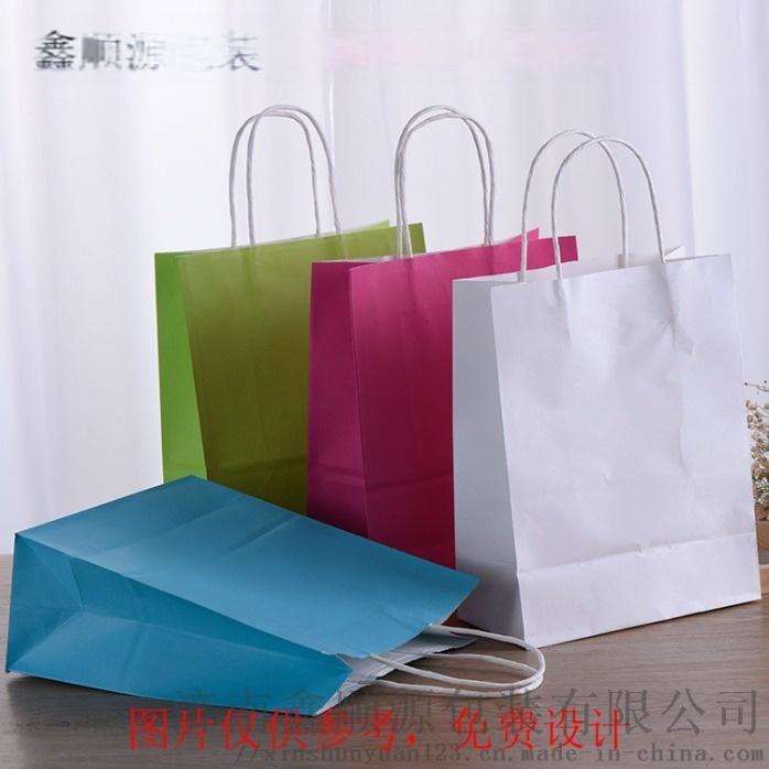 牛皮紙手提袋定製廠家直銷819473622