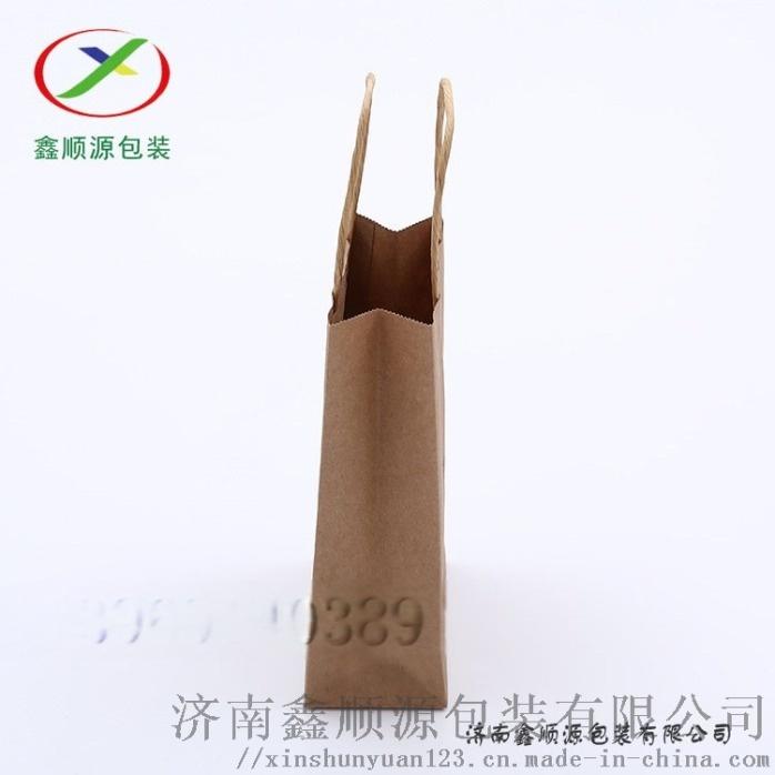 牛皮紙手提袋定製廠家直銷102437042