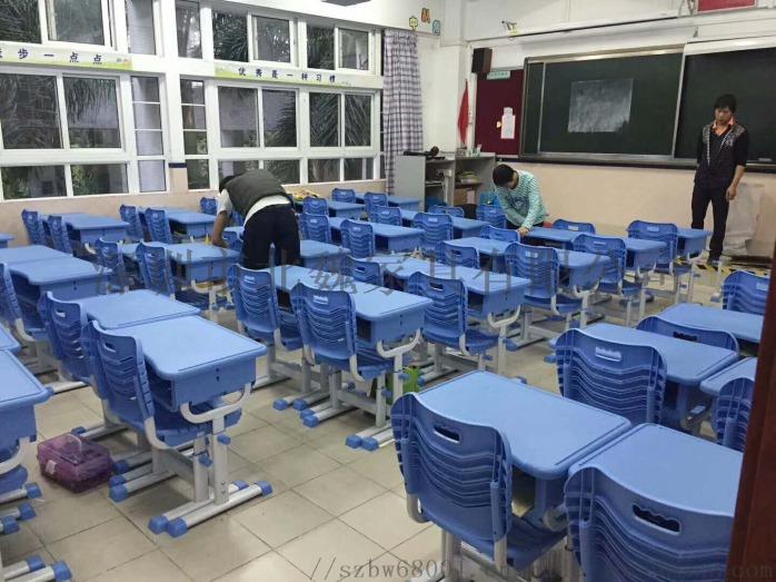 深圳培训机构课桌椅深圳-教室课桌椅105283025