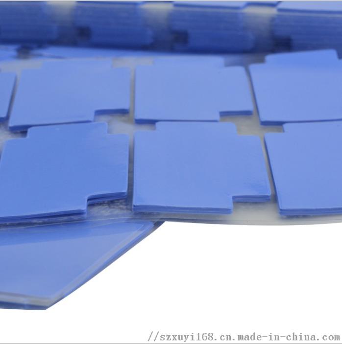 CPU導熱矽膠墊片 絕緣 導熱矽膠片 自粘性散熱796421632