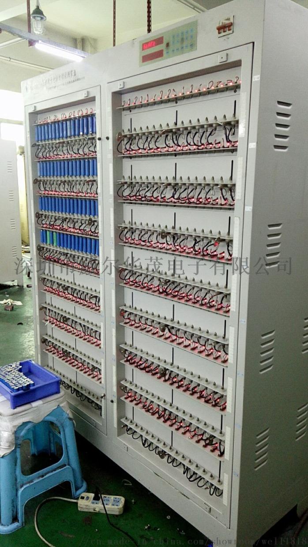 擎天5V2A二手512通道 圓柱鋰電池容量分級設備835654705