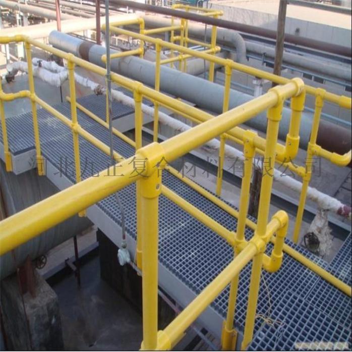 厂家直销玻璃钢护栏耐腐蚀玻璃钢围栏伸缩性玻璃钢护栏825029852
