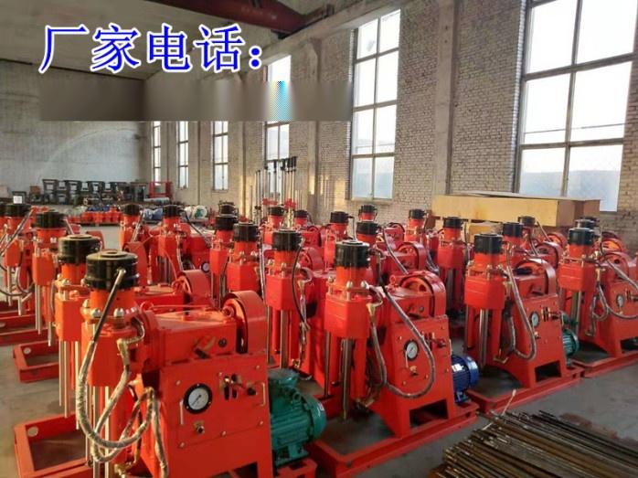 江苏坑道钻机 全液压钻机坑道钻机 双液注浆钻孔设备107672012