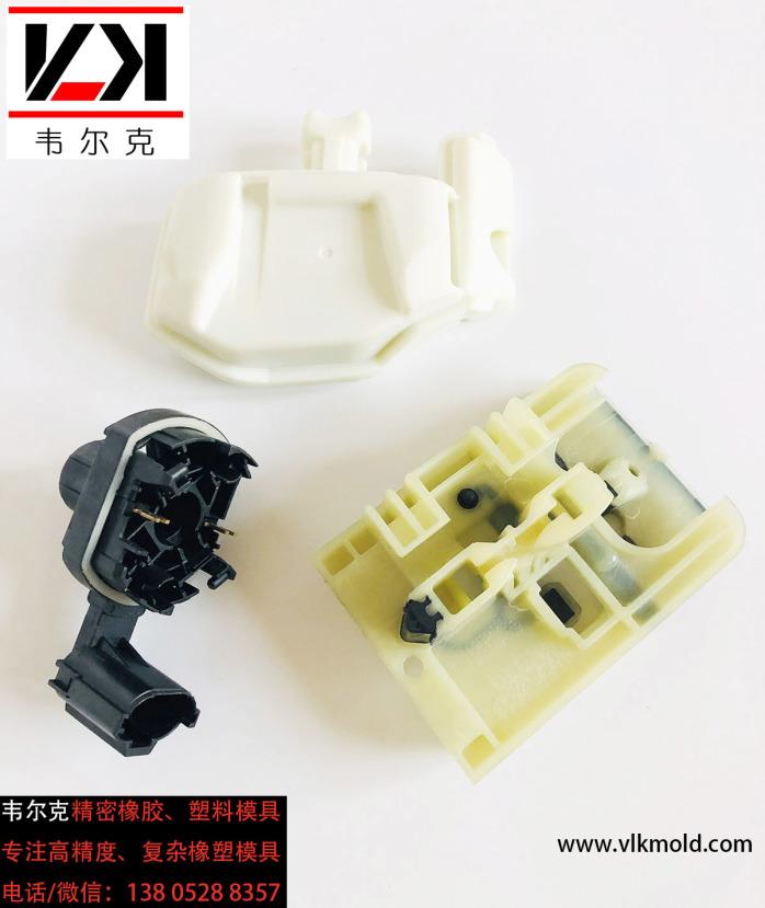 韦尔克橡胶模具,塑料模具 绕线轮盖板 其他1.jpg