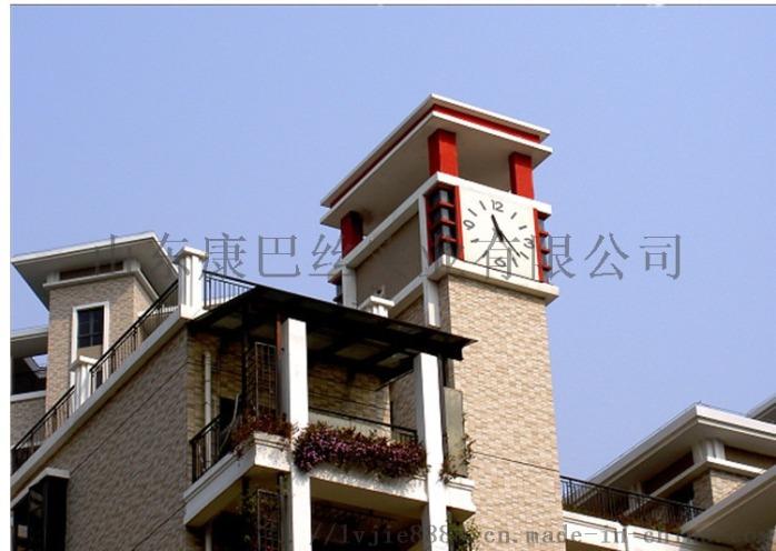 天津外國語鐘鼓樓時鐘正在安裝 期待鐘錶的報時聲826608482