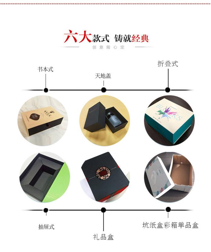 定制创意新品折叠鞋盒  皮鞋童鞋鞋盒厂家107215355