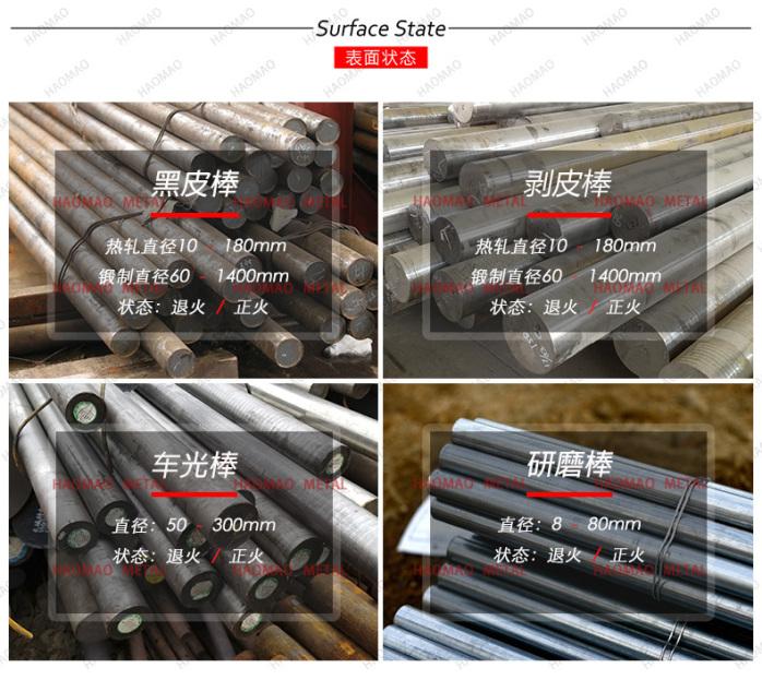S32760/F55/1.4501双相不锈钢圆棒108185212